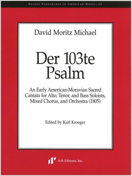 Michael: Der 103te Psalm