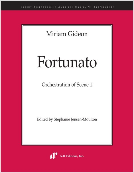 Gideon: Fortunato (SUPPLEMENT)