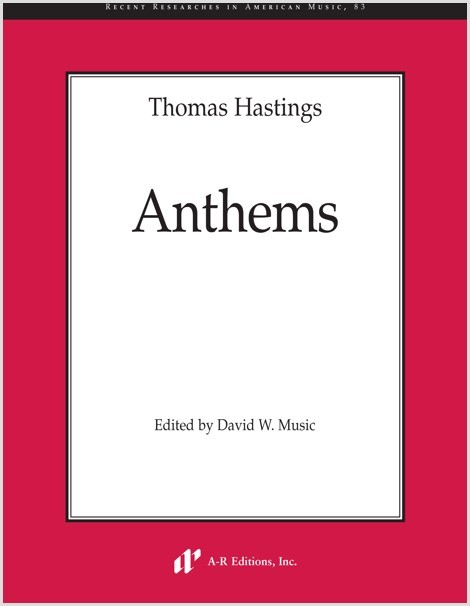 Hastings: Anthems