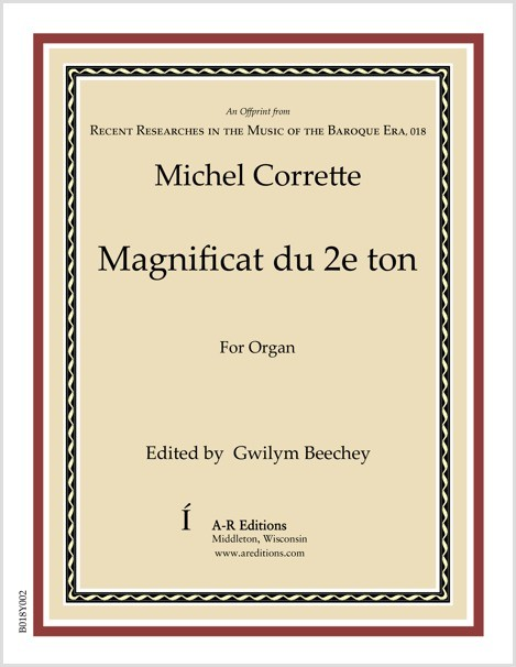 Corrette: Magnificat du 2e ton