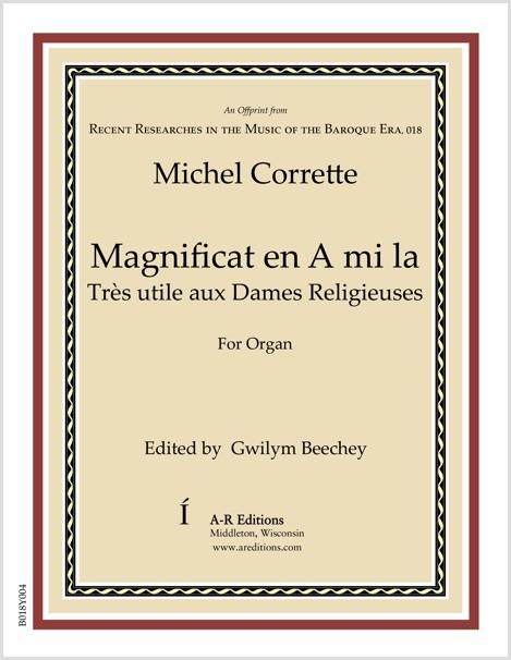 Corrette: Magnificat en A mi la