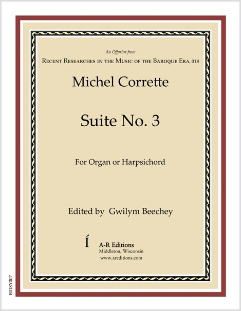 Corrette: Suite No. 3