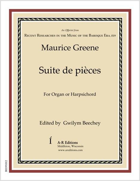 Greene: Suite de pièces