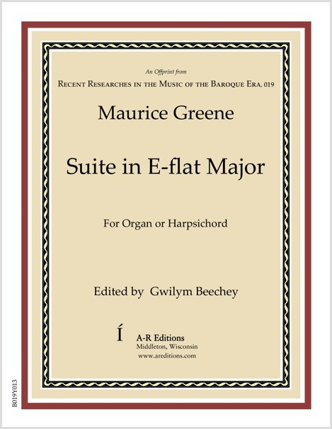 Greene: Suite in E-flat Major