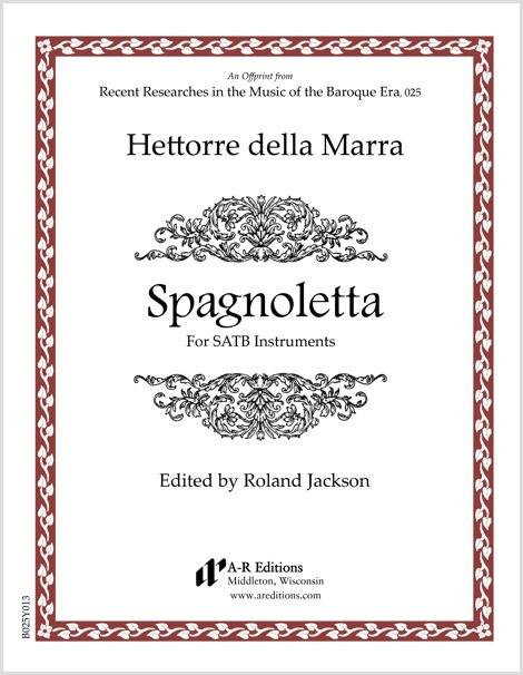 Marra: Spagnoletta