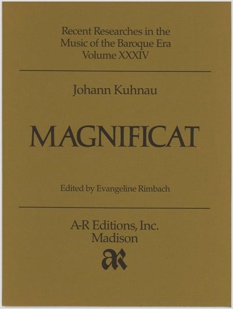 Kuhnau: Magnificat