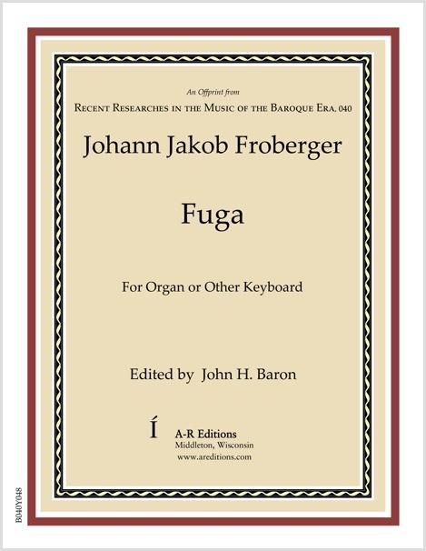 Froberger: Fuga