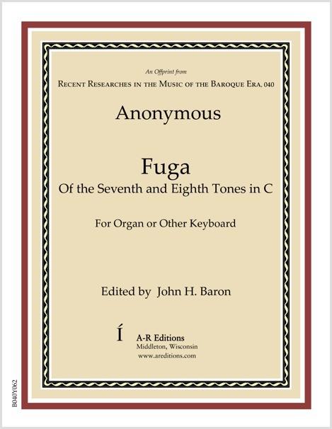 Anonymous: Fuga