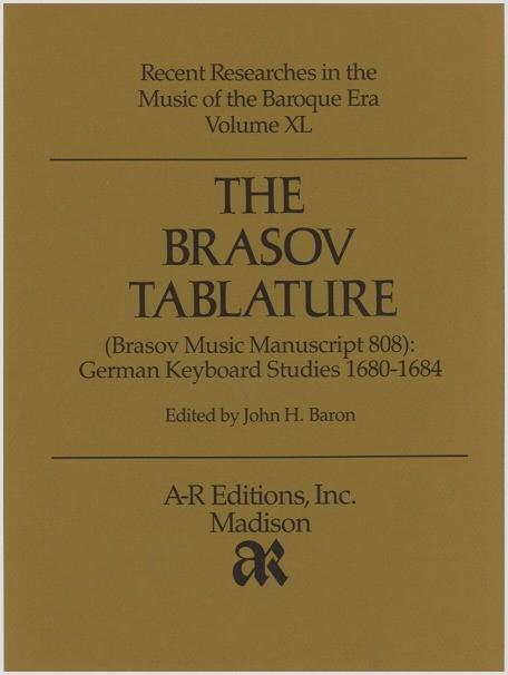 Brasov Tablature