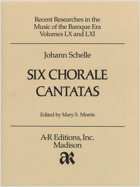 Schelle: Six Chorale Cantatas