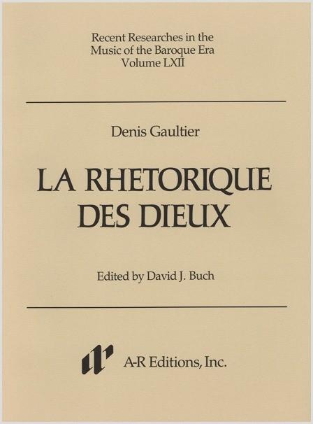 Gaultier: La Rhétorique des Dieux