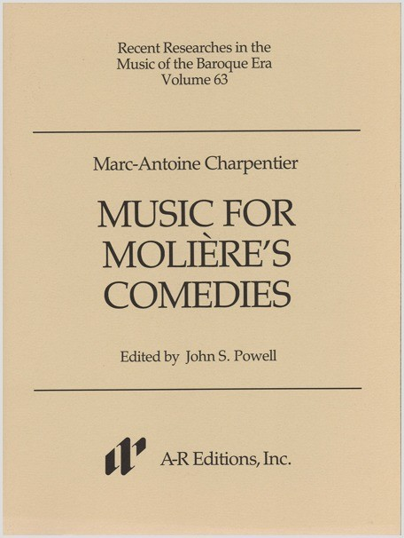 Charpentier: Music for Molière's Comedies