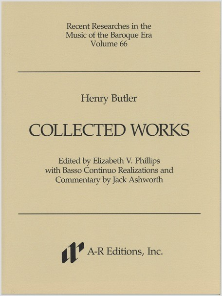 Butler: Collected Works