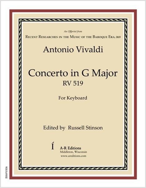 Vivaldi: Concerto in G Major