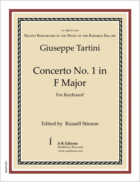 Tartini: Concerto No. 1 in F Major