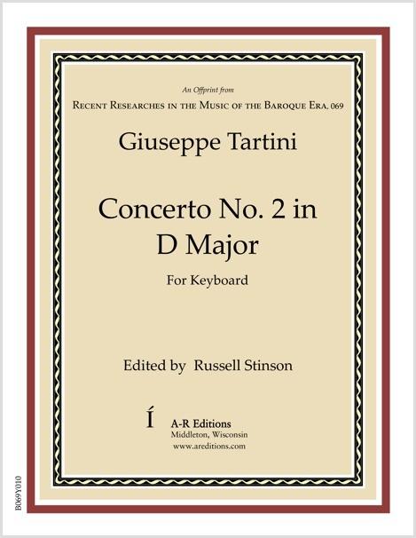 Tartini: Concerto No. 2 in D Major