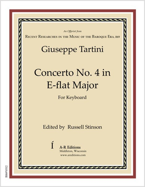 Tartini: Concerto No. 4 in E-flat Major