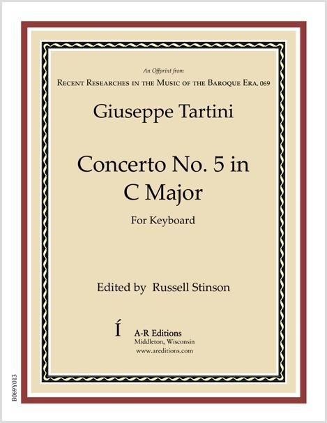 Tartini: Concerto No. 5 in C Major
