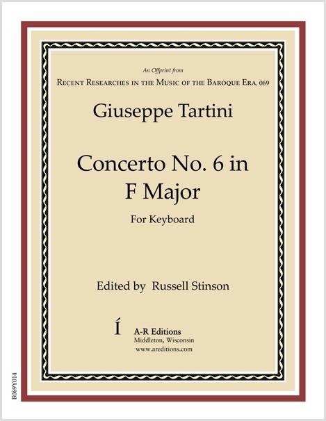 Tartini: Concerto No. 6 in F Major