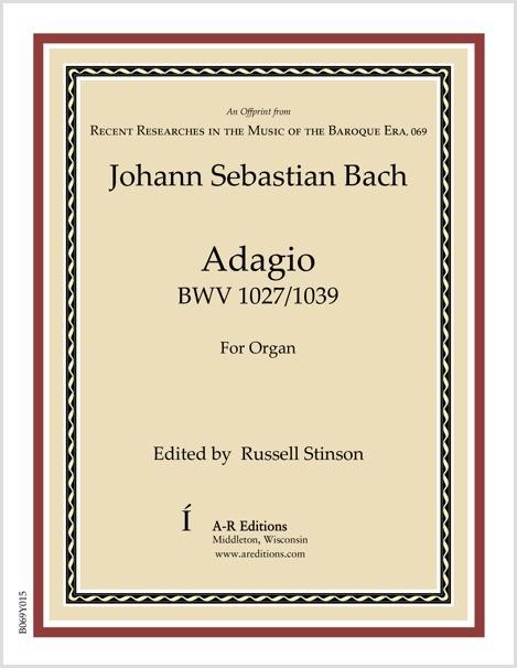 Bach: Adagio