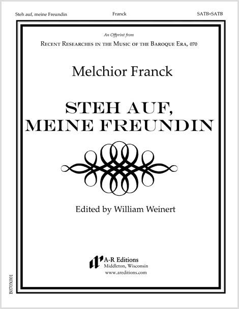 Franck: Steh auf, meine Freundin