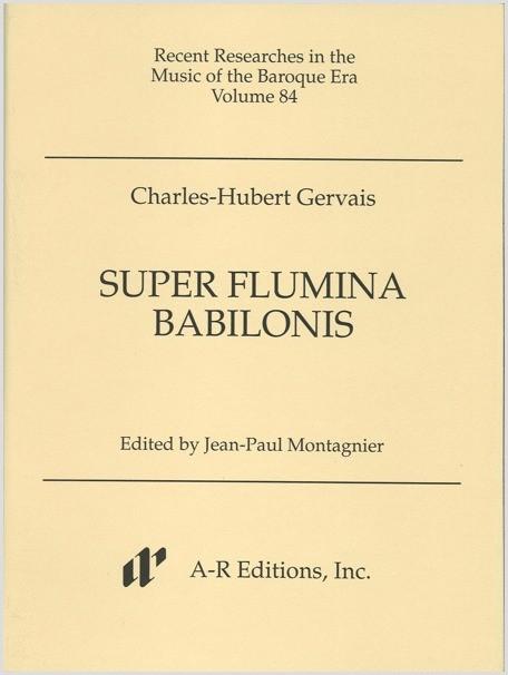 Gervais: Super flumina Babilonis