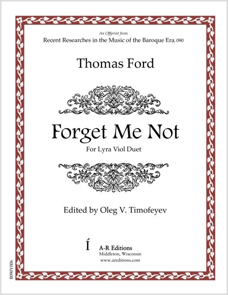 Ford: Forget Me Not