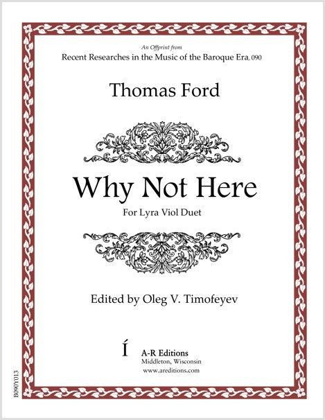 Ford: Why Not Here