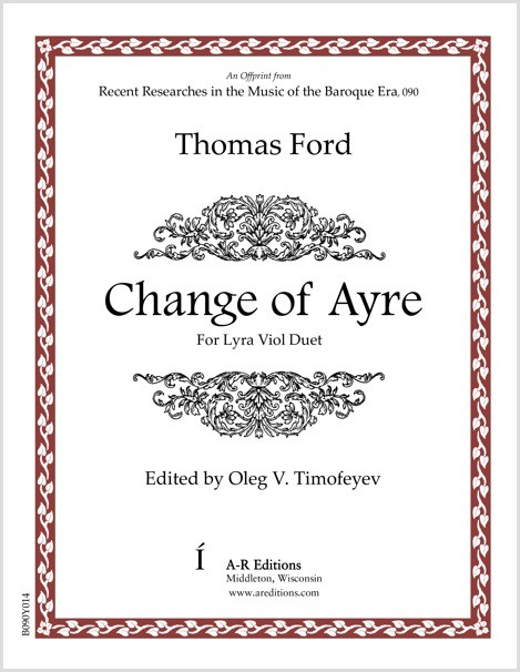 Ford: Change of Ayre