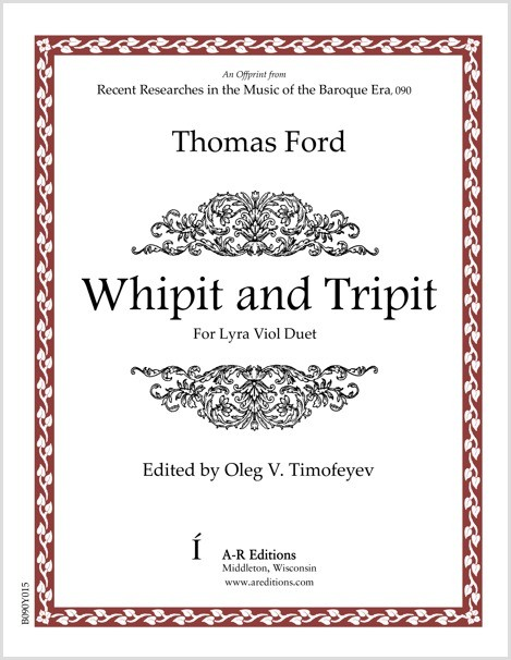 Ford: Whipit and Tripit