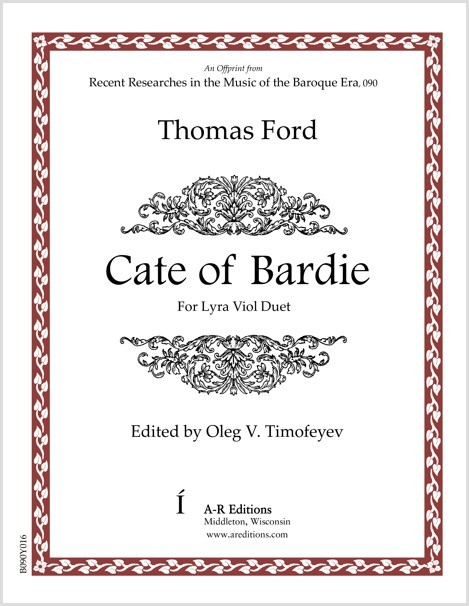 Ford: Cate of Bardie