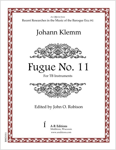 Klemm: Fugue No. 11