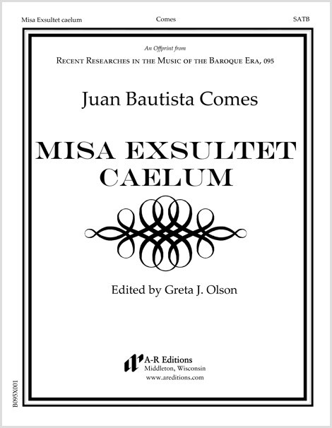 Comes: Misa Exsultet caelum