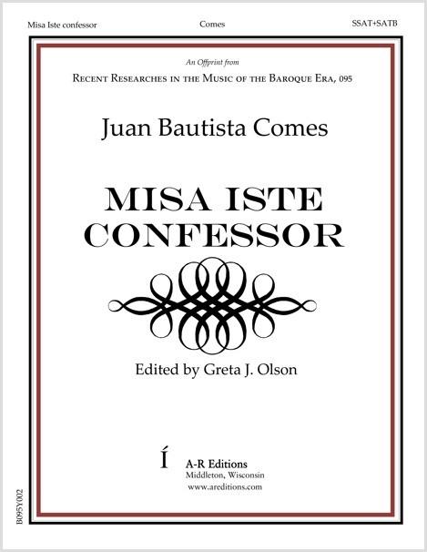 Comes: Misa Iste confessor