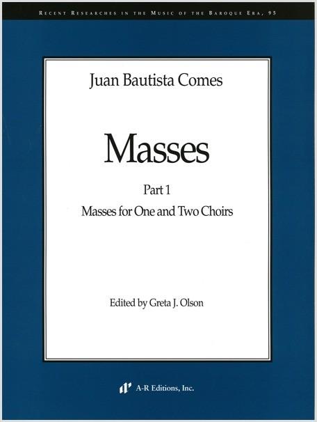 Comes: Masses, Part 1