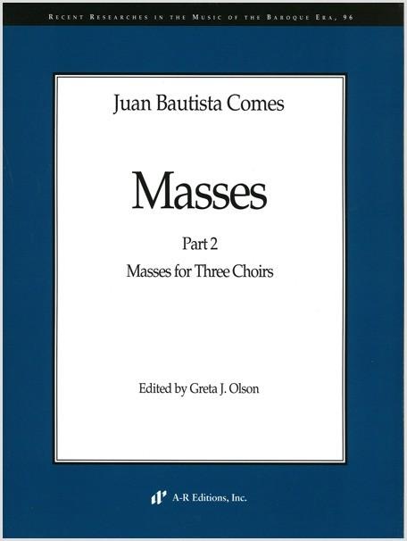 Comes: Masses, Part 2