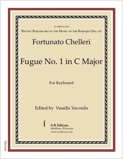 Chelleri: Fugue No. 1 in C Major