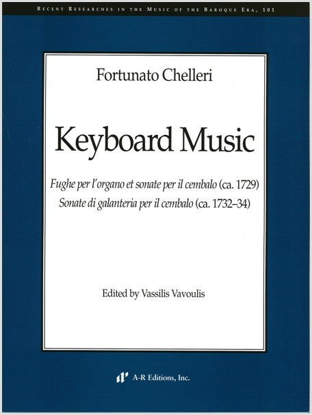 Chelleri: Keyboard Music