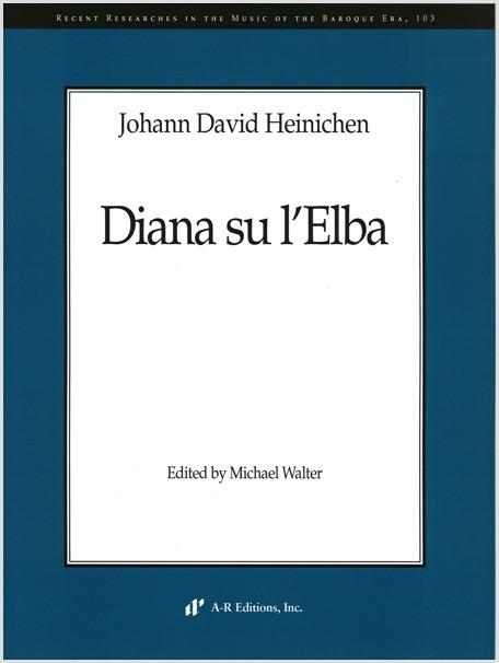 Heinichen: Diana su l'Elba