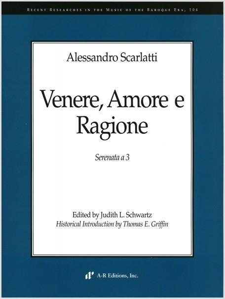 Scarlatti: Venere, Amore e Ragione