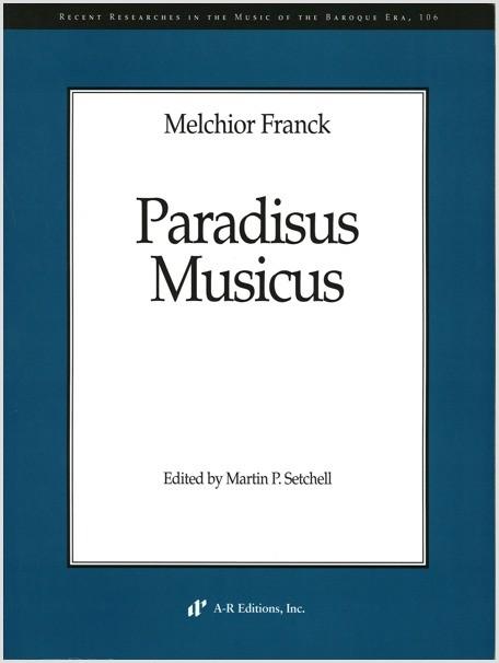 Franck: Paradisus Musicus