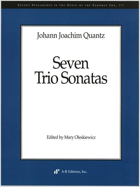 Quantz: Seven Trio Sonatas