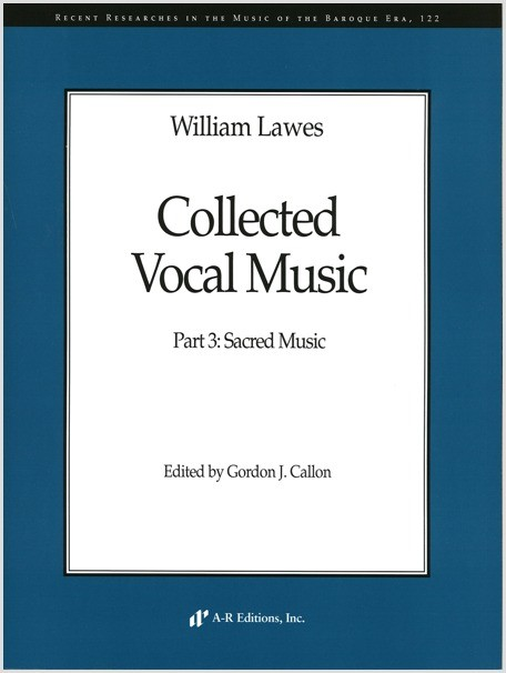 Lawes: Collected Vocal Music, Part 3