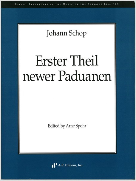 Schop: Erster Theil newer Paduanen