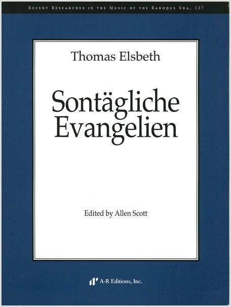 Elsbeth: Sontägliche Evangelien