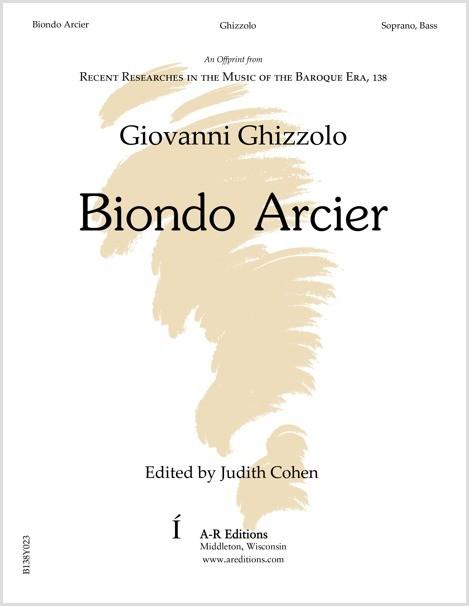 Ghizzolo: Biondo Arcier
