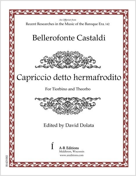 Castaldi: Capriccio detto hermafrodito