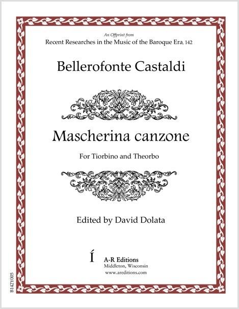 Castaldi: Mascherina canzone