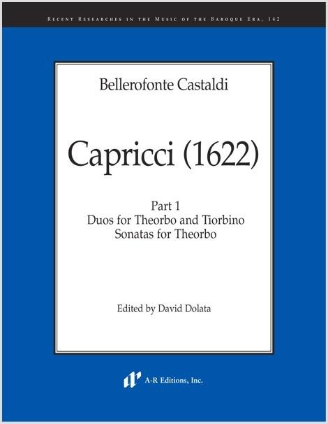 Castaldi: Capricci (1622), Part 1
