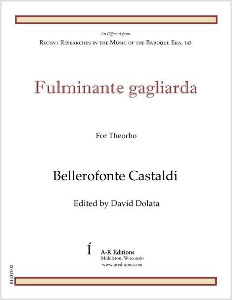Castaldi: Fulminante gagliarda
